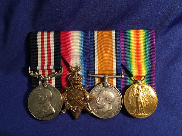 WW1 Australian Medals for Sale