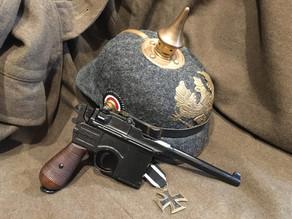 Replica Pistol Spotlight: The Mauser C96 'Broomhandle' Pistol by Denix