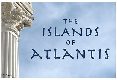 The logo for Sabre team building activity The Islands of Atlantis