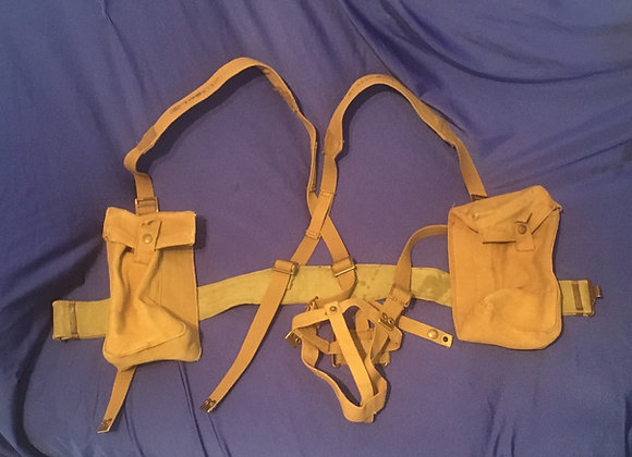 WW2 Aus / Brit 37 Pattern Webbing