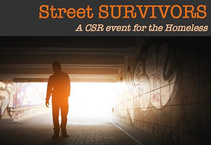 Street Survivors is a CSR team building challenge to help the homeless