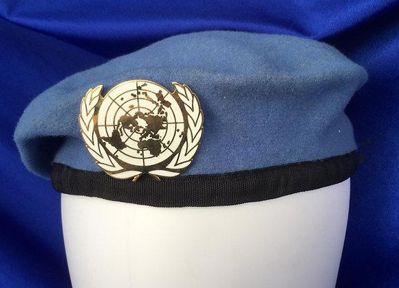 Australian Army issued UN Peacekeeper Beret