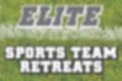 Elite sports team retreats by Sabre
