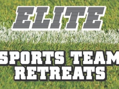 Elite Sports Team Retreats