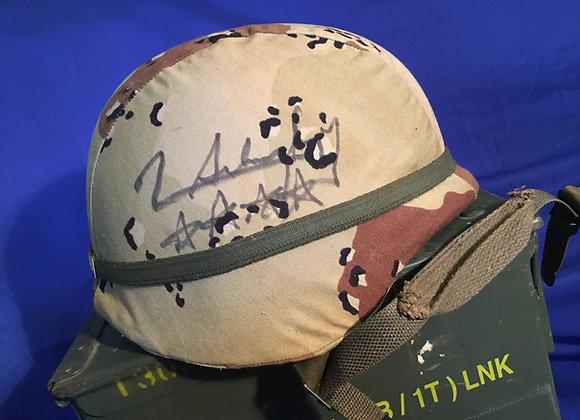 'Stormin Norman' Autographed Helmet