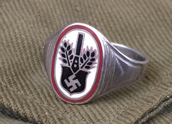 WW2 German RAD Ring (original)