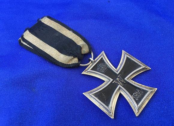WW1 German EK2 (#I1) (original)