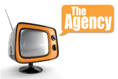 team building logo for The Agency