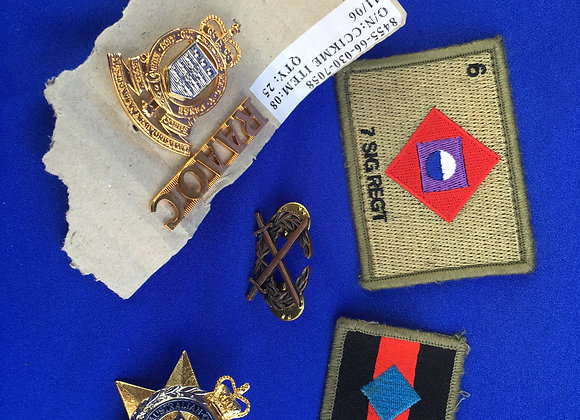 Australian Army Badge Bundle 2