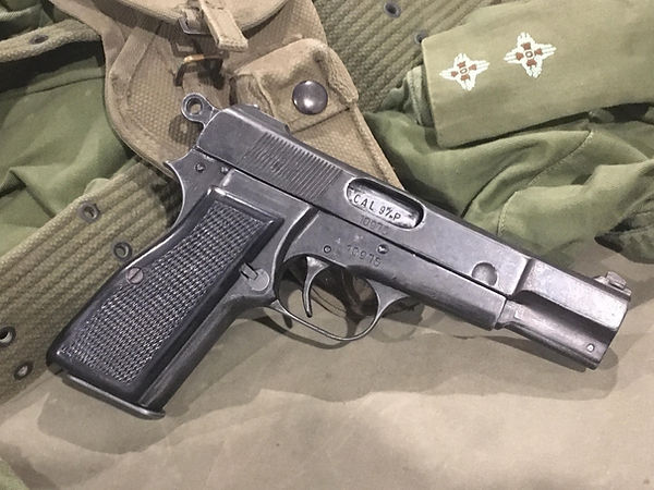 A replica gun in QLD