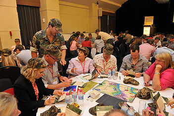 Team Building for Adelaide with business games and simulations by Sabre