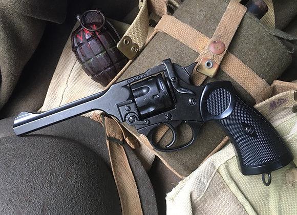 Webley Revolver MK4 .38