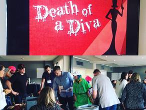 CSI – The Death of a Diva:  A simply 'Fabulous' team building event.