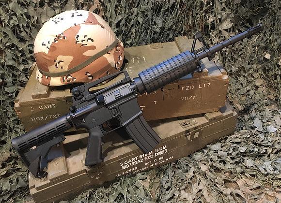 M4A1 Metal Replica  (also a Gel Blaster)