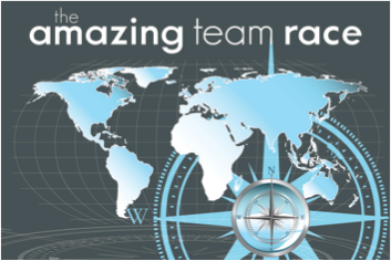 """Amazing Race now the most """"done to death"""" team building format on earth."""