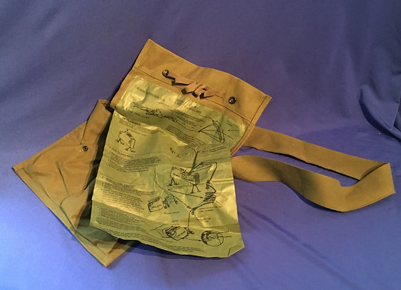 Claymore Mine Carry Bag with Instruction Panel