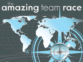 Canberra Amazing Race an example of a face to face team building comeback