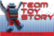 Team Toy Story is a charity based team building event by Sabre