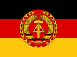 East German Army / NPA 'Rain Pattern' Uniforms and Equipment