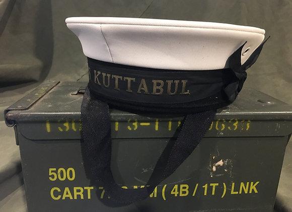 RAN Cap HMAS Kuttabul