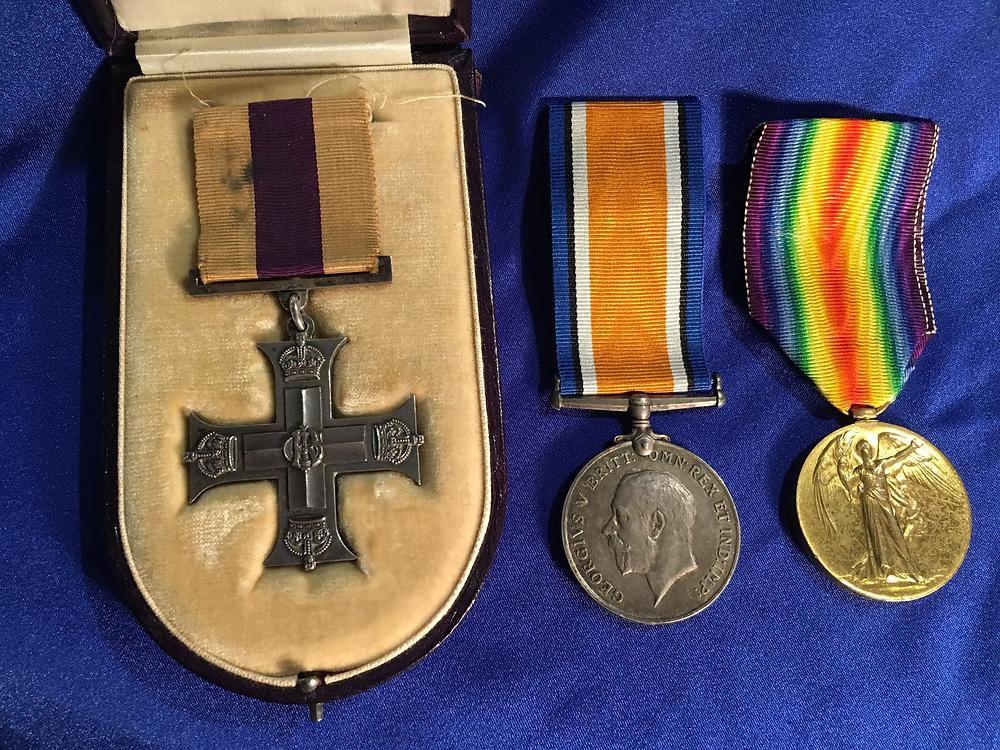 WW1 AIF MC Group