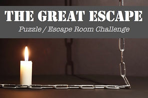 Team Building Puzzle Room and Escape Room Challenge by Sabre