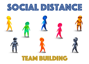 Social Distance Team Building