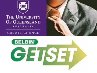 Achieving success and looking sharp by using Belbin at UQ