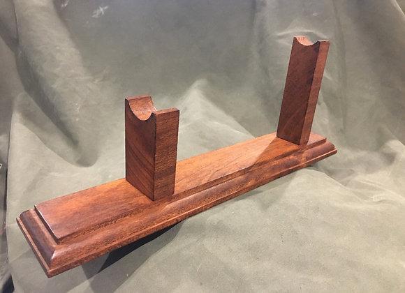 Timber Pistol Display Stand
