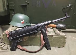 Replica Submachine Gun Spotlight: The MP40 by Denix
