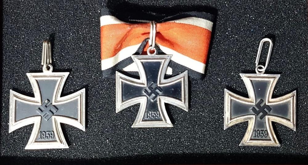 WW2 German Knight's Cross of The Iron Cross