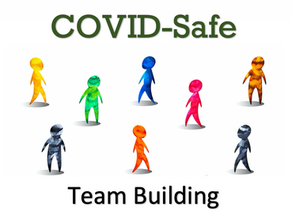 COVID-Safe Team Building Solutions
