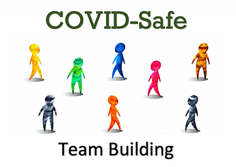 TEAM BUILDING THAT IS COVID SAFE