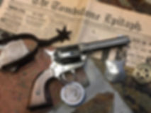 Colt .45 Single Action Army Pistol