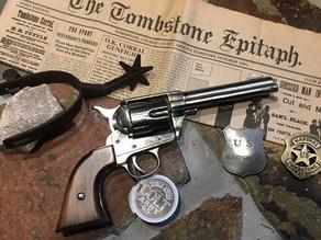 Replica Pistol Spotlight: The Colt .45 Single Action Army Revolver by Denix