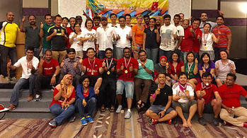 Team Building Malaysia by Sabre and Mondo Consulting