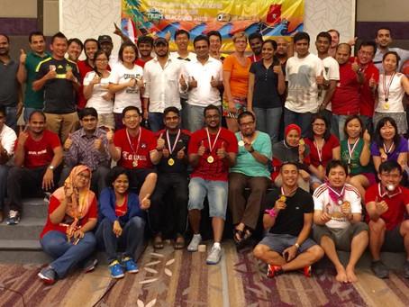 Team Building Malaysia with a Beach Survivor at Port Dickson