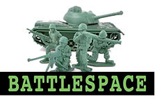 The indoor business game Battlespace by Sabre