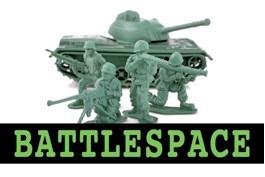 Battlespace team building game by Sabre