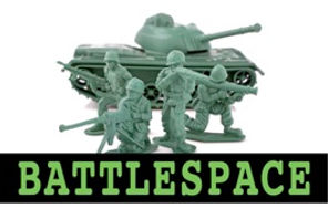 Business game / simulation Battlespace by Sabre