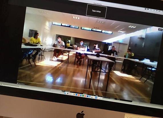 Online Team Building