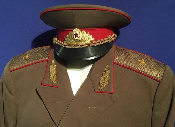 Soviet Major General Uniform