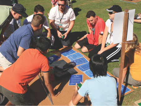 Sabre's Top 5 Factors for Experiential Learning / Team Building Design