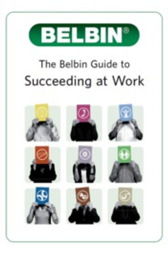 BOOK - The Belbin Guide to Succeeding at Work