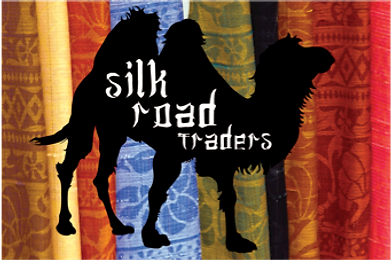 Silk Road Traders logo for Sabre