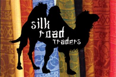 Silk Road Traders logo for Sabre