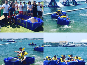 Selecting the best Team Building options for Summer