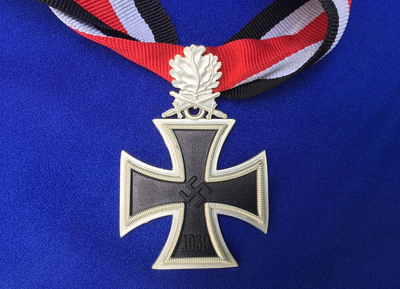 Reproduction WW2 German Knights Cross of the Iron Cross with Oak Leaves