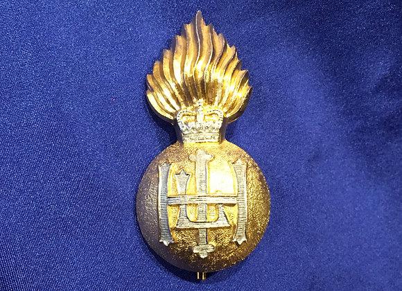 Highland Light Infantry Badge (QE 2 Crown)
