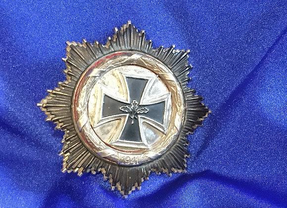 De Nazified German Cross Award 57 (Original)
